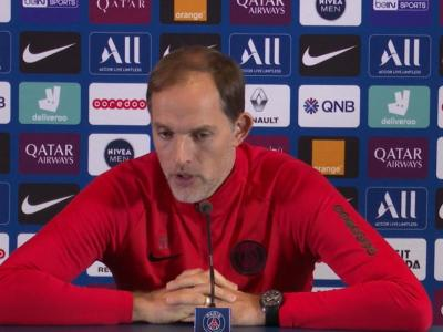"24e j. - Tuchel : ""Cherki a beaucoup de talent"""