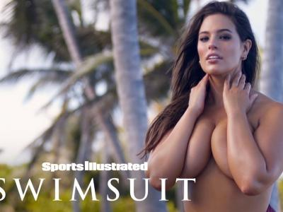 Ashley Graham| Intimates | Sports Illustrated Swimsuit 2018