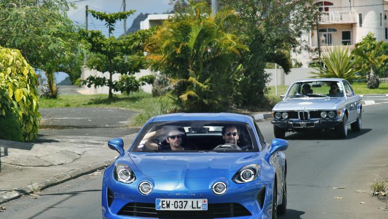 Mauritius Classic Tour : road trip culturel en Alpine