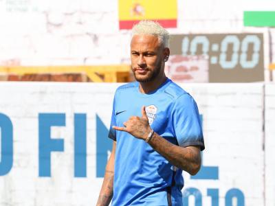 Brésil : l'arrivée de Neymar à Miami pour rejoindre la Seleçao