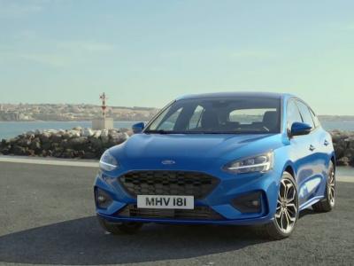 La nouvelle Ford Focus en vidéo !