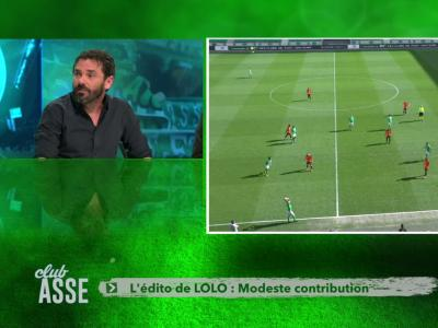ASSE : l'edito de Laurent Hess sur l'adaptation difficile d'Anthony Modeste
