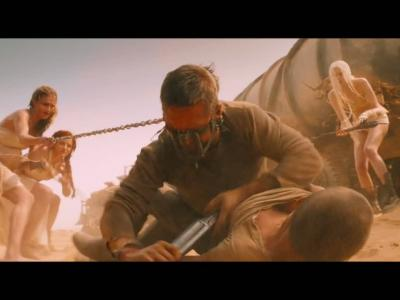 MAD MAX : FURY ROAD, extrait