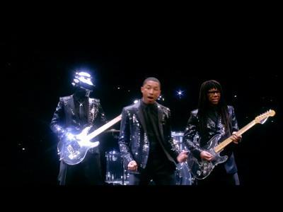 Teaser Daft Punk