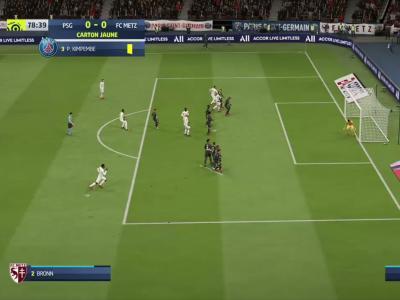 PSG - FC Metz : notre simulation FIFA 20 (L1 - 31e journée)
