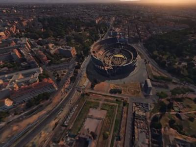 Google Earth VR : vidéo de présentation de l'application