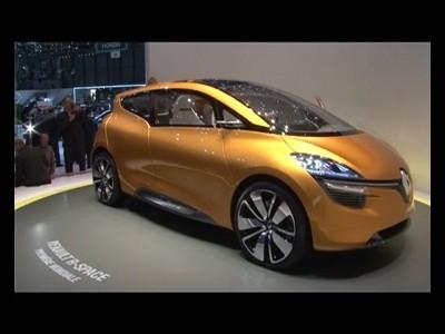Genève 2011 : Renault R-Space