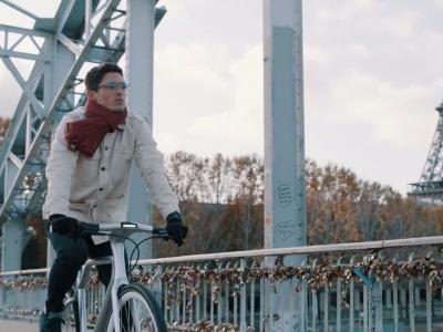 Angell bike par Ora Ïto, le meilleur vélo électrique du monde ?