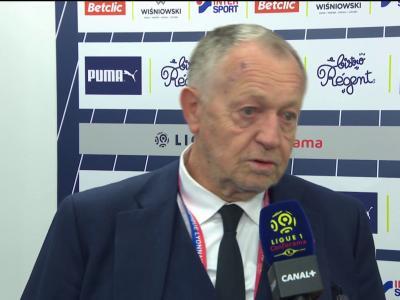 """Jean-Michel Aulas : """"C'est à la fin que l'on compte les bouses"""""""