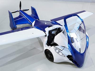 Aeromobil3.0: vision à court terme de la voiture volante