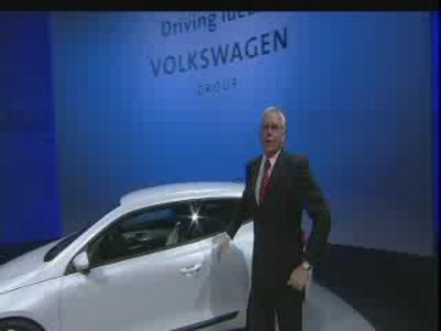 Volkswagen Scirocco Geneve 2008