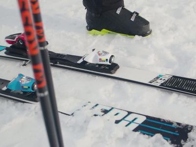 Hero Master : le 1er ski connecté signé Rossignol et PIQ Sport Intelligence (VOST)