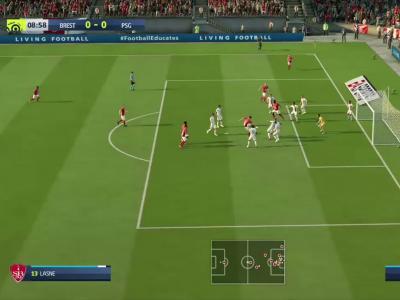 Brest - PSG : notre simulation sur FIFA 20