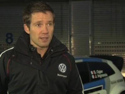Sébastien Ogier signe chez Volkswagen en WRC