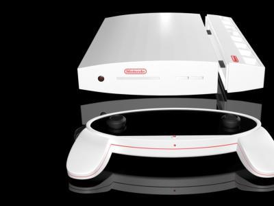 Nintendo NX : concept vidéo par la chaîne YouTube Filthy Casuals