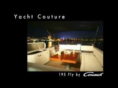Couach Yacht 195 Fly