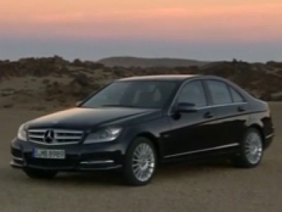 Mercedes Classe C restylée