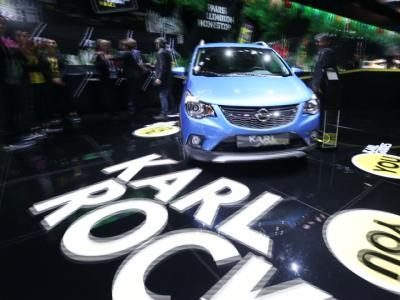 Mondial 2016 : Opel Karl Rocks