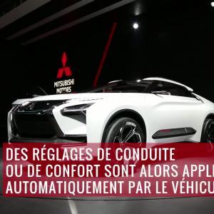 La Mitsubishi e-Evolution Concept en vidéo depuis le salon de Genève 2018