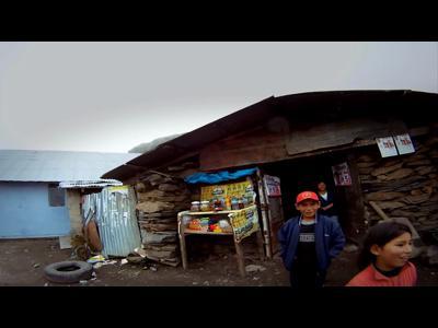 Voyage au Pérou en GoPro