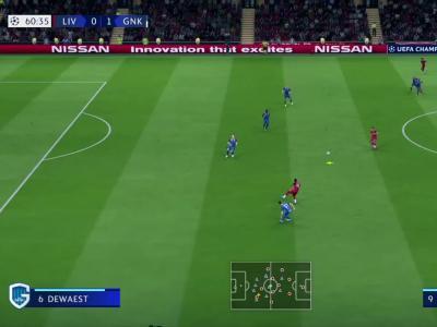 Liverpool - Racing Genk : notre simulation sur FIFA 20