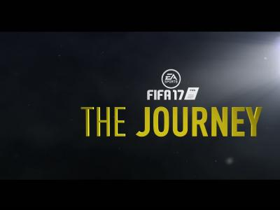 FIFA 17 : trailer du mode The Journey
