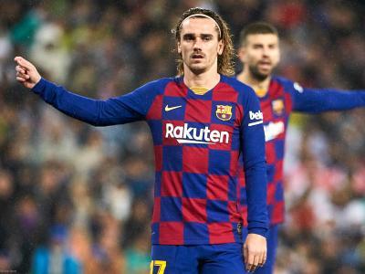 Onze Demande - FC Barcelone : qu'arrive-t-il à Griezmann ?