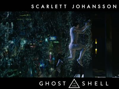 Ghost in the shell - la bande-annonce