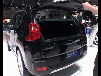 Reportage Peugeot 3008