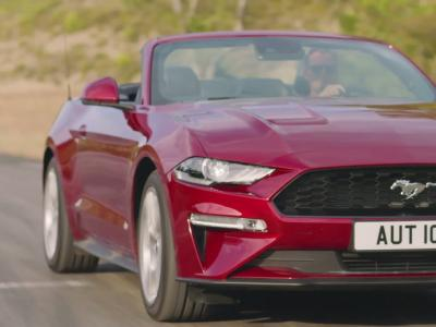 Essai Ford Mustang restylée : encore  attachante