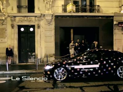 Stella McCartney et Jaguar partenaires le temps d'une journée inoubliable