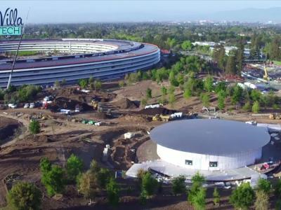 Apple Park : les 8 chiffres qui affolent les compteurs