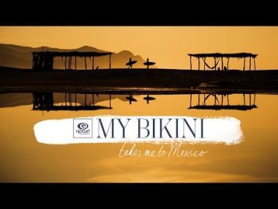 My Bikini takes me to... Mexico