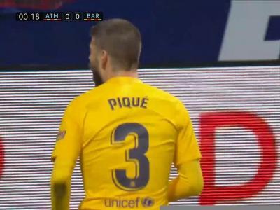 Liga : Messi éteint l'Atlético !