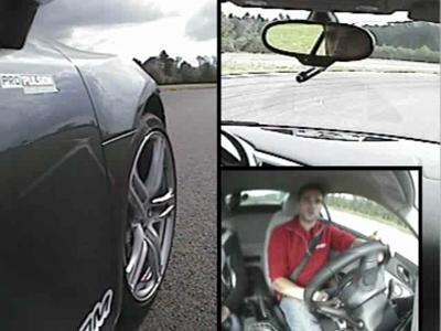 Essai circuit Audi R8