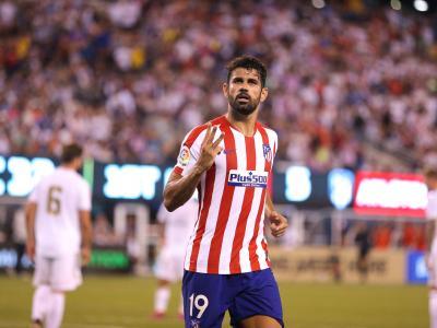 Atlético Madrid - Real Madrid : le coup de sang de Diego Costa