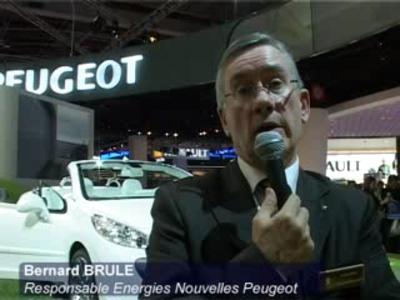 Interview Bernard Brule Peugeot