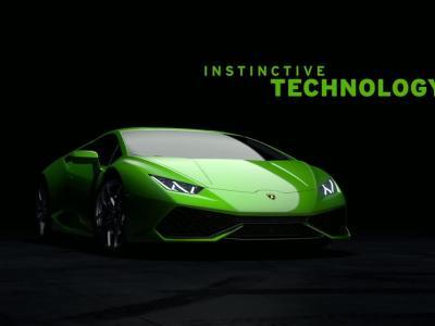 Dans les entrailles de la Lamborghini Huracan