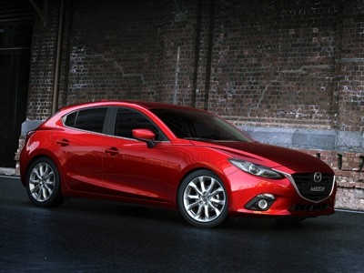 La nouvelle Mazda3 5 portes en vidéo