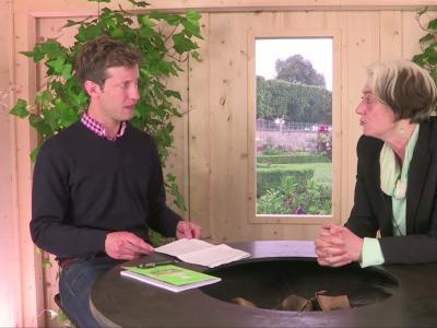 Jardins, jardin [S02E15] Rencontre avec Laure Quoniam