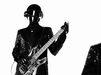 Daft Punk en Saint-Laurent