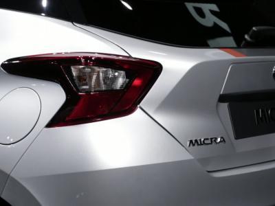Mondial 2016 : Nissan Micra