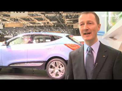 Hyundai Ixonics
