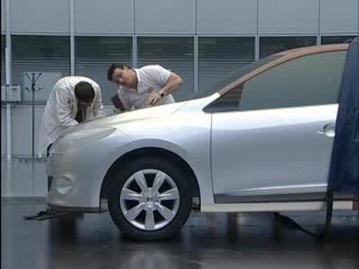 Renault Megane 3 - Conception