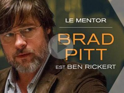 Brad Pitt est Le Mentor