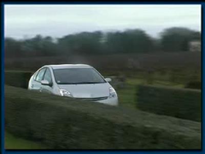 Essai Toyota PriusII