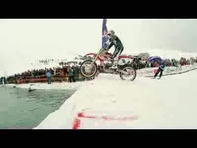 Red Bull Jump & Freeze 2013 en Georgie