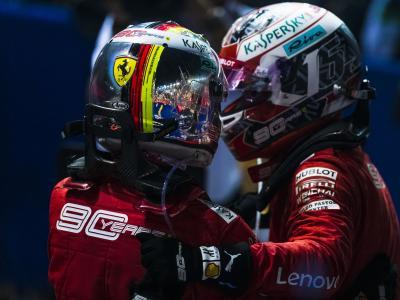 Grand Prix de Japon de F1 : Leclerc ou Vettel, quel pilote Ferrari doit-elle choisir ?