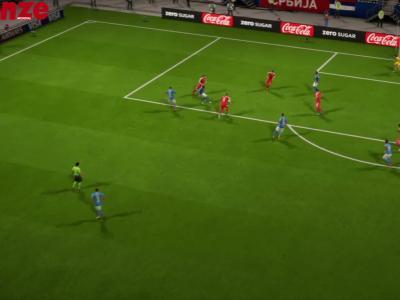 Serbie - Bresil : notre simulation sur FIFA 18