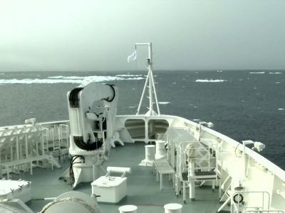 A bon port [S07E08] Croisière Alaska #4